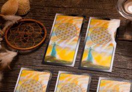 La rueda de la fortuna y su significado en el Tarot